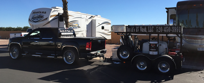 Davids rv wash trucktrailerg solutioingenieria Choice Image